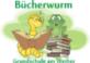 Bücherwurm-Grundschule – Klassenzimmer Logo